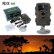 """2.4"""" LCD Security Trail Camera Scout Hunting Home Wireless System No Spy Hidden"""