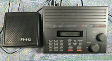 Uniden Bearcat BC860XLT 100 CHANNEL 12 Band 800 MHz Scanning Radio w/ extspeaker