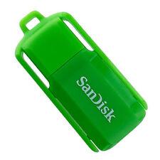 10X SanDisk 16Gb Cruzer Switch Usb Flash Drive Sdcz52N-016G No Retail Green