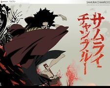 Samurai Champloo  - Huge Poster  24 x 15 inch  ( Fast Shipping )  in Tube 101