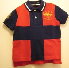 NEW POLO by RALPH LAUREN Boys Shirt Top 18M NWT Cotton SS