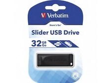 Verbatim Slider USB Pen Drive 32 GB