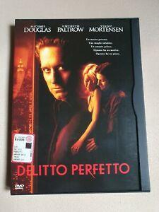 Dvd Delitto perfetto con Michael Douglas (Snapper molto raro e fuori catalogo)