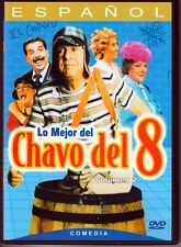 Movie DVD - Lo Mejor Del Chavo Del 8 ( Volumen 2 )