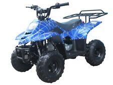 110CC ATV Quad Body Plastic FRONT REAR fender Taotao 110B BOULDER / BLUE SPIDER