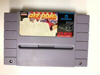 Super Off Road - SNES Super Nintendo Game - Tested - Working - Authentic!