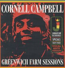 CAMPBELL CORNELL - Greenwich Farm Sessions LTD RSD 2019 COLOURED VINYL SEALED