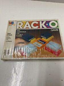 Vintage 1980 RACKO Card Game Milton Bradley COMPLETE