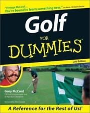 Golf for Dummies-ExLibrary