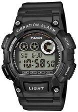 Casio Uhr W-735H-1AVEF Digitaluhr Vibrationsalarm schwarz