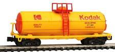 N Scale - Kodak Single Dome Tank Car NIJC  MDP-83751