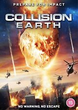 COLLISION EARTH (RELEASED 6TH JULY) (DVD) (NEW)