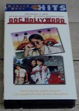 Gently Used VHS Video, Doc Hollywood, Michael J. Fox, Julie Warner, VG COND