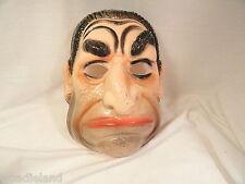 Halloween Mask Thug Nixon Plastic  Man Adult
