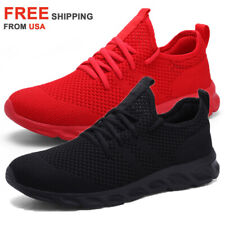 Men's Casual Sneakers Tennis Outdoor Gym Athletic Running Walking Jogging Shoes