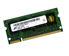 1 x 4 GB RAM DDR2 800 MHz SO-DIMM PC2-6400S 200 pin memoria portatili CL6