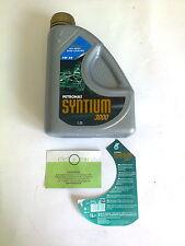 Aceite Selenia Petronas Syntium 3000 5W-40 Api Sn / Cf-Acea A3/B3/B4-BMWD