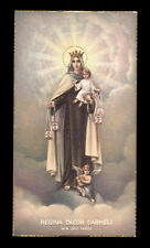 santino-holy card ediz. NB n.C/692 REGINA DECOR CARMELI