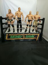 WWE Money In The Bank Wrestling Ring And Figure Bundle