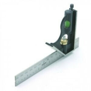 Rolson Mini Combination Square, 150 Mm. Delivery is Free