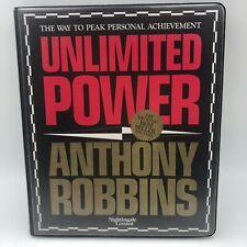 Anthony Robbins - Unlimited Power: Peak Personal Achievement Audio-Book Cassette