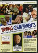 Saving Our Parents A Guide on How to Protect Your Aging Parents DVD  A