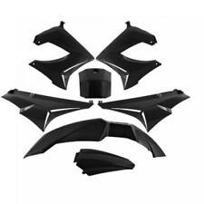 Kit carénage TNT Moto Derbi 50 Senda Xrace 7 pièces noir Neuf