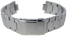 Casio Uhrenarmband | Ersatzband aus Edelstahl für Edifice EQW-550D
