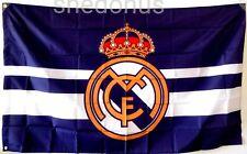 Real Madrid Flag Banner 3x5 ft Futbol Bandera La Liga Cristiano Ronaldo Special