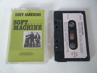 SOFT MACHINE CASSETTE TAPE 1980 PAPER LABEL CHARLY SPAIN