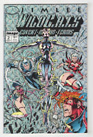 WildC.A.T.S: Covert Action Teams #2 (Sep 1992, Image) [Foil Cover w/Coupon] Lee