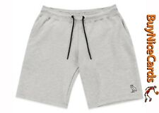 Drake's October's Very Own OVO Mid-Weigth French Terry Grey Shorts Sz. Medium Br