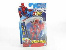 "Marvel Universe Spider-man Web Shield, 4"" Figure MOSC New Unopened"