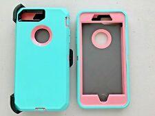 Defender Case Series iPhone 8 Plus, 7 Plus, 8, 7 ( Clip Fits Otterbox Defender )
