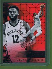 17-18 Panini Essentials Red Tyreke Evans #102 Memphis Grizzlies