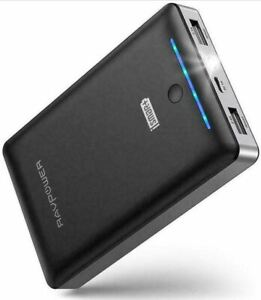 RAVPower Portable Charger 16750mAh External Battery Power Bank RP-PB19
