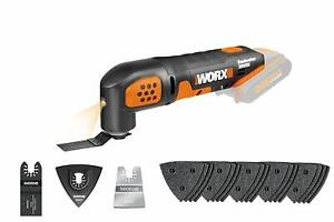 WORX Sonicrafter Oscillating Multi-Tool (Battery & Charger Sold Separately)