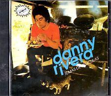 "DANNY RIVERA - ""TEMAS DE PELICULAS "" - CD ORIGINAL"