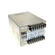 600W Single Output Voltage 12V 13.5V 15V 24V 48V Switching Power Supply SP-600