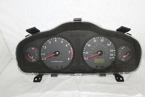 Speedometer Instrument Cluster 01-04 Santa Fe Dash Panel Gauges  175,819 Miles