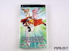 Tales of Phantasia Full Voice Edition PSP Japanese Import Portable US Seller B