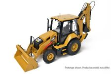 CCM Cat 416F2 Backhoe Loader Caterpillar 1:24 NIB New Release 2017 Ready to Ship