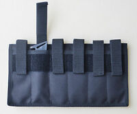 SIX PACK  Magazine Pouch for RUGER 22 MK1,MK2,MK3,  BROWNING BUCKMARK & Similar