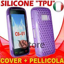 Cover Silicone TPU Viola For Nokia C6-01
