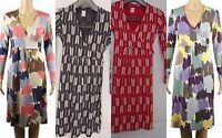 LADIES BNWOT EX BODEN JERSEY WRAP DRESS 6 8 10 12 14 16 18 20 22