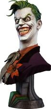 The Joker Sideshow Collectibles Life-Size 1:1 Scale Statue Bust Batman 17 of 750