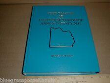 TypeTalk #3 Lilesville Township Anson County North Carolina NC History 1941-1949