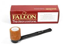 Falcon Pipe (Hunter Straight Stem) Dublin - Meerschaum Hunter Briarwood Bowl