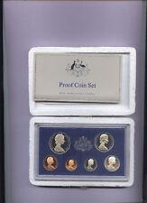 1983 Royal Australian Mint Proof Set.