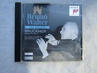 CD BRUNO WALTER ANTON BRUCKNER SYMPHONY No 9 n/m at least